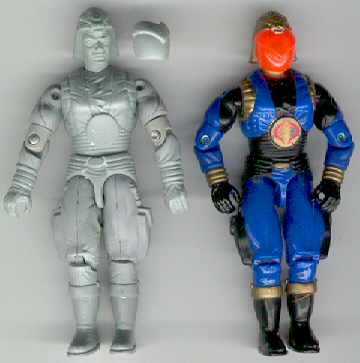 Cobra commander unmasked - photo#20